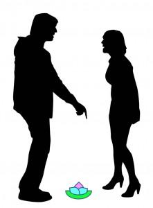 giftige Beziehung